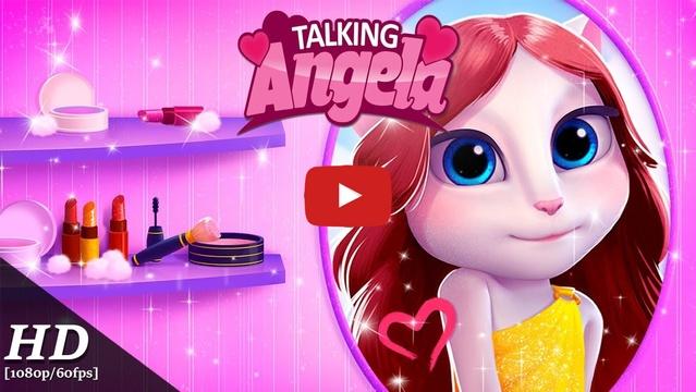 My Talking Angela Hack