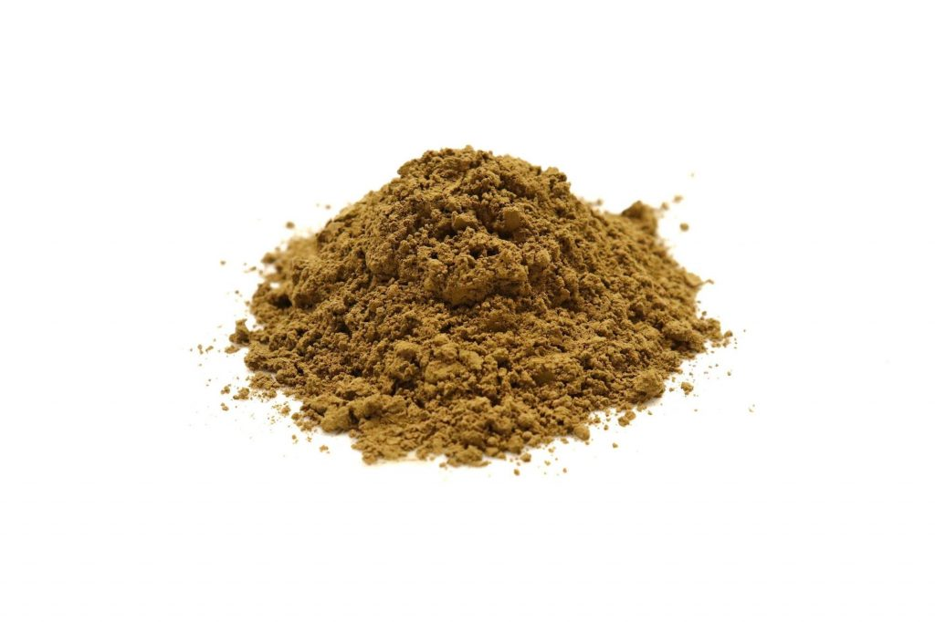 roasted hojicha powder